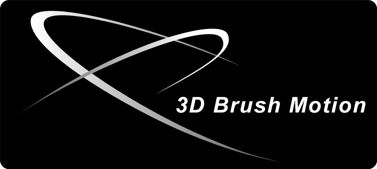 3D brush Motion